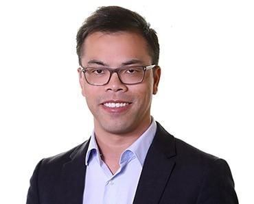 ResMed Justin Leong Vicepresidente ejecutivo, Mercados en crecimiento de Asia