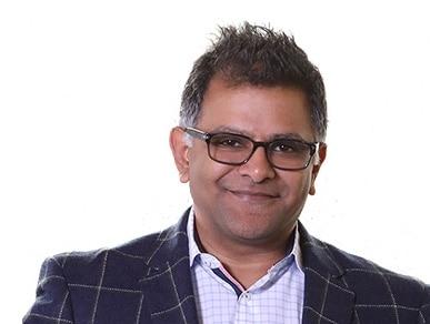 ResMed Raj Sodhi Presidente, unidad empresarial de SaaS e Informática para la asistencia sanitaria
